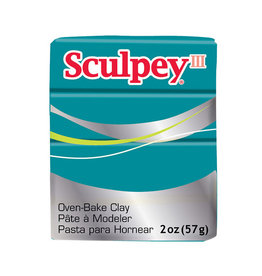 Sculpey Sculpey III Teal