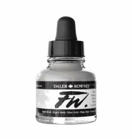 Daler-Rowney DALER FW INK SILVER (IMITATION) 29.5ML