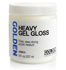 Golden Golden Heavy Gel Gloss 8 oz jar