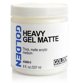 Golden Golden Heavy Gel Matte 8 oz jar