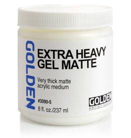 Golden Golden Extra Heavy Gel Matte 8 oz jar