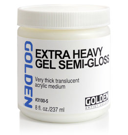 Golden Golden Extra Heavy Gel Semi-Gloss 8 oz jar