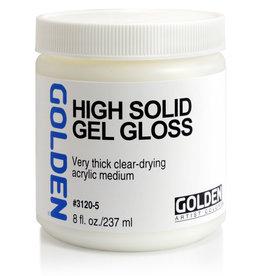 Golden Golden High Solid Gel Gloss 8 oz jar