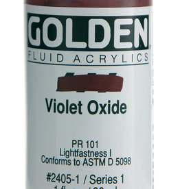 Golden Golden Fl. Violet Oxide 1 oz cylinder