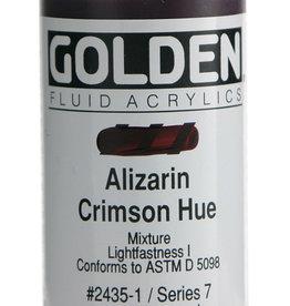 Golden Golden Fl. Hist. Alizarin Crimson Hue 1 oz cylinder