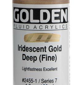 Golden Golden Fluid Iridescent Gold Deep (fine 1 oz cylinder