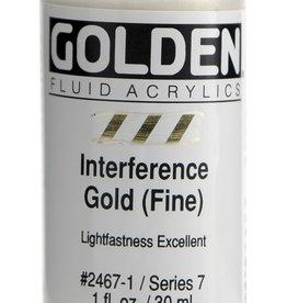Golden Golden Fl. Interference Gold (fine) 1 oz cylinder