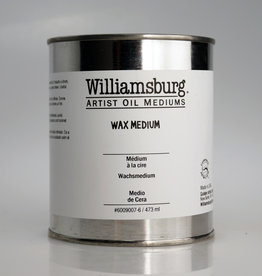 Golden Williamsburg Wax Medium 16 oz can