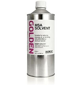 Golden Golden MSA Solvent 32 oz cone top
