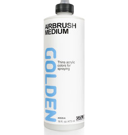 Golden Golden Airbrush Medium 16 oz cylinder