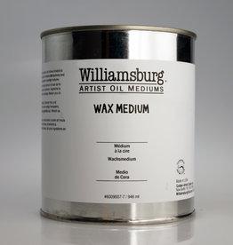 Golden Williamsburg Wax Medium 32 oz can