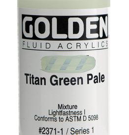Golden Golden Fluid Titan Green Pale 1 oz cylinder