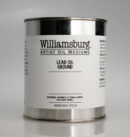 Golden Williamsburg Lead Oil Ground 16 oz can
