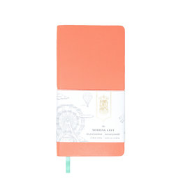 Ferris Wheel Press Nothing Left Notebook- Coral Soda