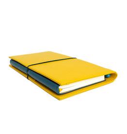 Ferris Wheel Press Nothing Left Fether™ Folio, Mustard Yellow