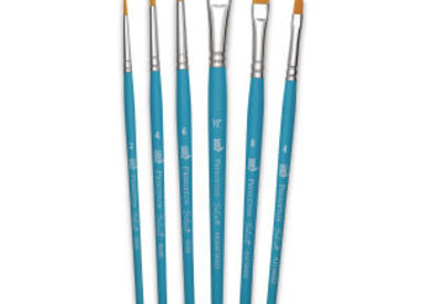 Acrylic Brush Sets