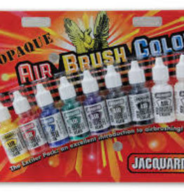Jacquard Jacquard Opaque Airbrush Exciter Pack