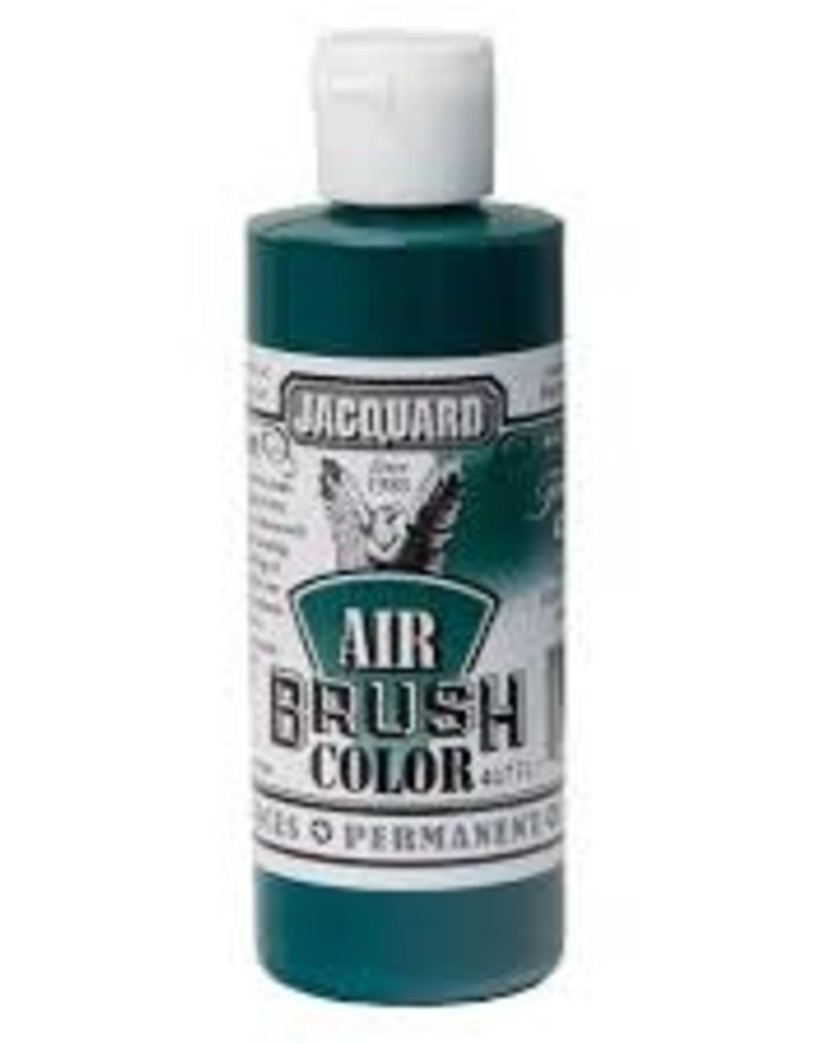 Jacquard Jacquard Airbrush Transparent Green 4oz