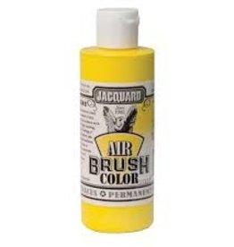 Jacquard Jacquard Opaque Airbrush Color, 4 oz., Opaque Yellow