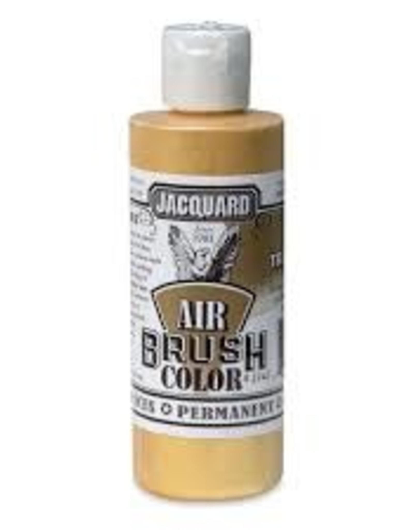 Jacquard Jacquard Airbrush Metallic True Gold 4oz