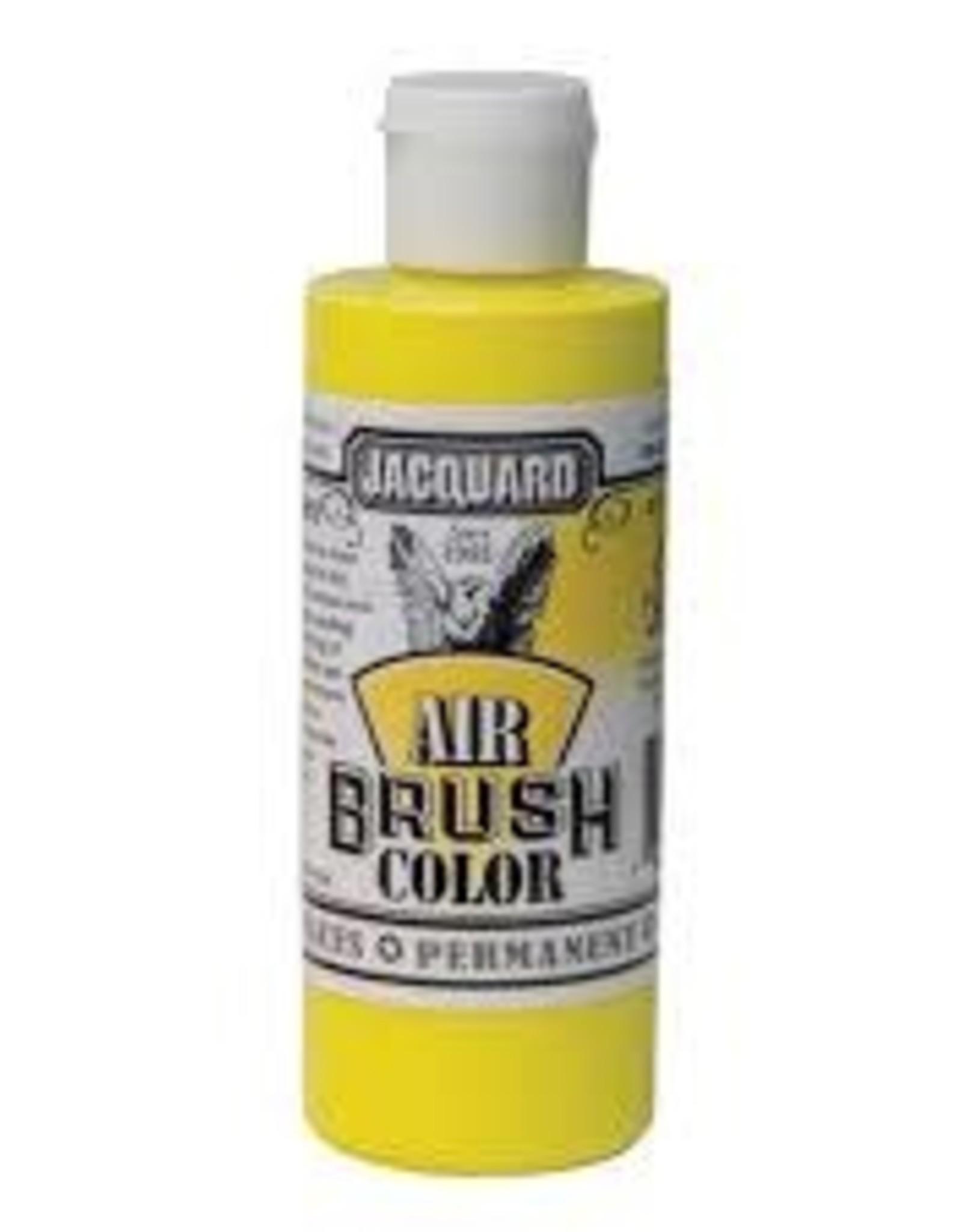 Jacquard Jacquard Airbrush Fluorescent Yellow 4oz