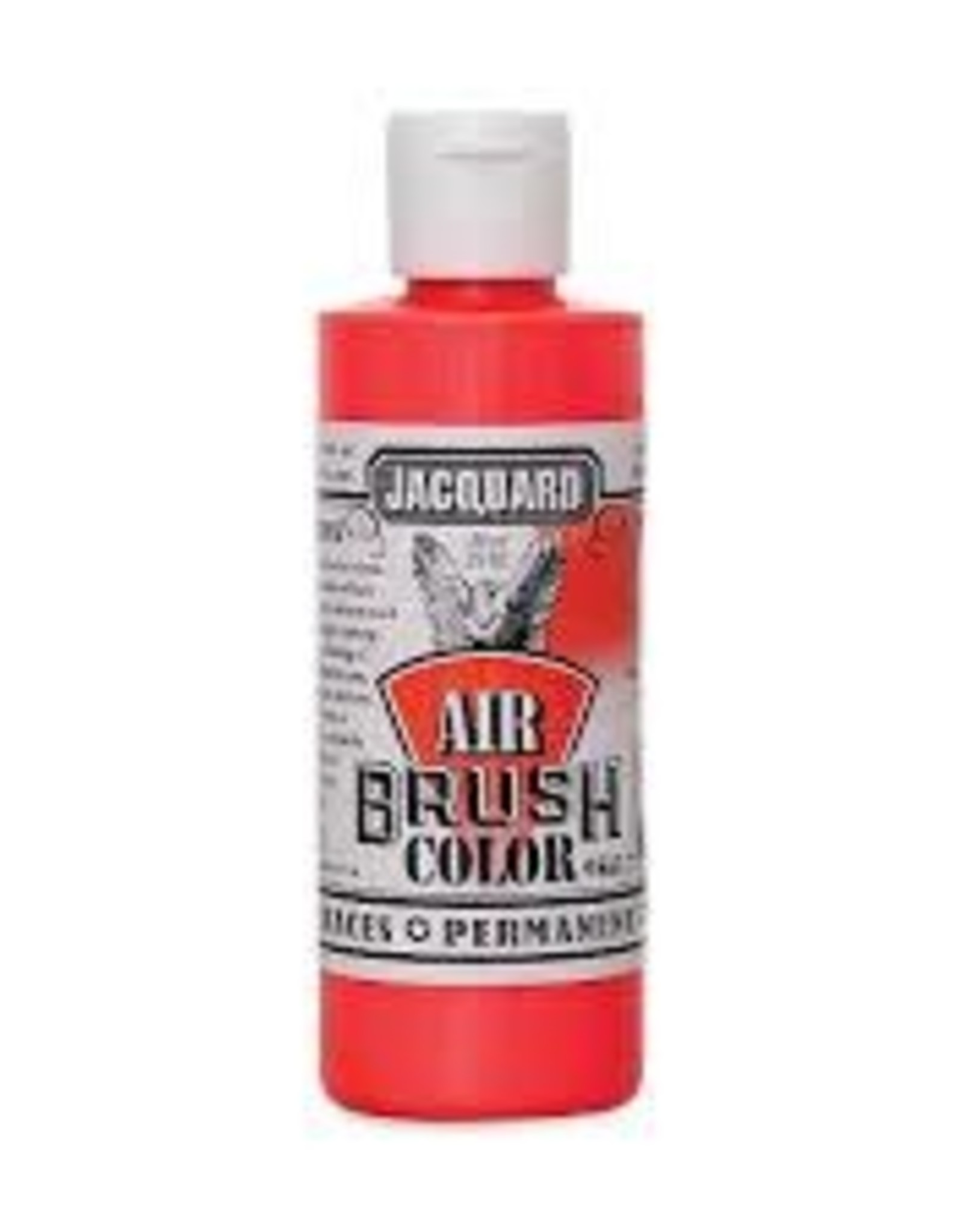 Jacquard Jacquard Airbrush Fluorescent Red 4oz