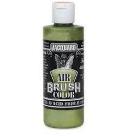 Jacquard AirbrushPaint 4 Oz Military Green