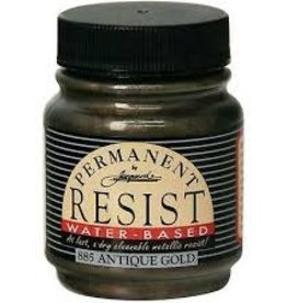 Jacquard Jacquard Removable Water-Based Resist #885 Antique Gold 2oz