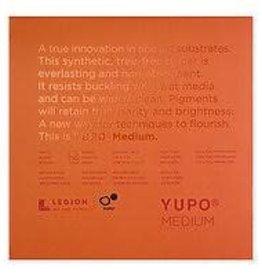 Legion Paper Legion Yupo Medium Pad, 74lb 11x14