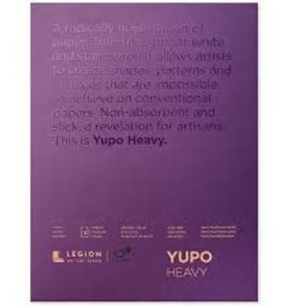 Legion Paper Legion Yupo Heavy Pad, 144lb 9x12