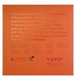 Legion Paper Legion Yupo Medium Pad, 74lb 5x7