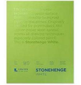 Legion Paper Legion Stonehenge White Pad 11x14