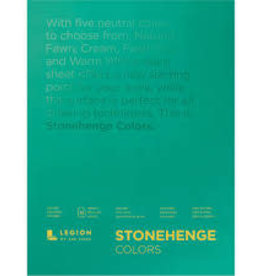 Legion Paper LEGION STONEHENGE COLORS  9x12
