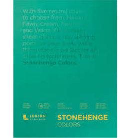 Legion Paper Legion Stonehenge Colors Pad 9x12