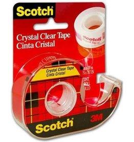 """Three M Three M Transparent Scotch Tape 1/2'' x 450"""""""