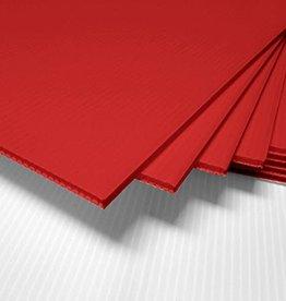 Coroplast Red 24x32