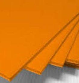 Coroplast Orange 24x32