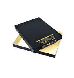 """Lineco Clamshell Box, Black, 11.5 X 17.5 X 1.75"""""""