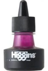 Higgins VIOLET INK 1 OZ