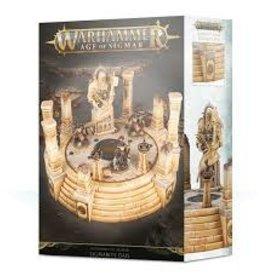 Games Workshop Warhammer Age of Sigmar Dominion of Sigmar - Sigmarite Dais