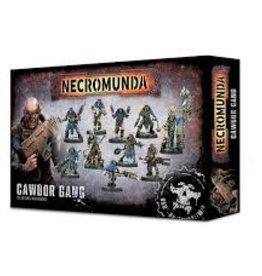 Games Workshop Warhammer Necromunda  CAWDOR GANG