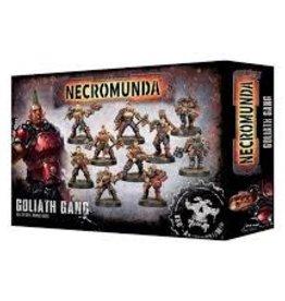 Games Workshop Warhammer Necromunda  GOLIATH GANG