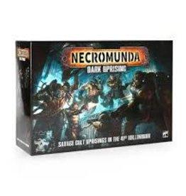 Games Workshop Warhammer Necromunda DARK UPRISING (ENGLISH)