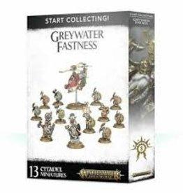 Games Workshop Warhammer AOS START COLLECTING GREYWATER FASTNESS