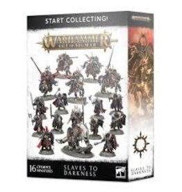 Games Workshop Warhammer AOS START COLLECTING SLAVES TO DARKNESS