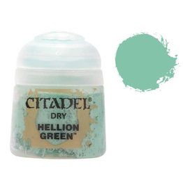 Games Workshop Citadel Dry Hellion Green