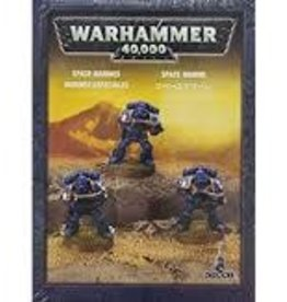 Games Workshop Warhammer 40,000 SPACE MARINES