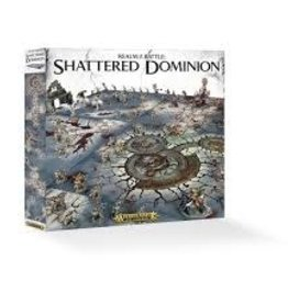 Games Workshop Warhammer Age of Sigmar Realm of Battle Shattered Dominion