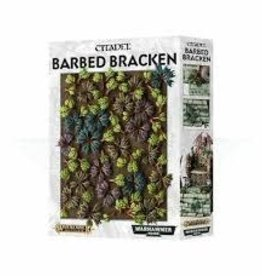 Games Workshop Citadel Terrain Barbed Bracken