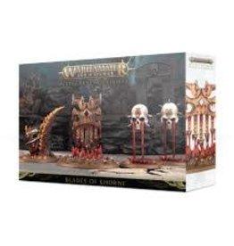 Games Workshop Warhammer Age of Sigmar Blades of Khorne Judgements of Khorne